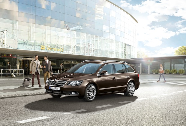 Photo of Sondermodell SKODA Superb Best of