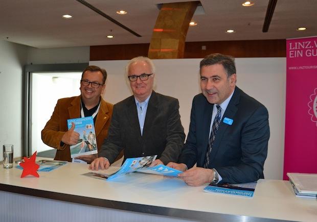 Photo of Linzer Tourismusverband präsentiert neues Tagungsformat