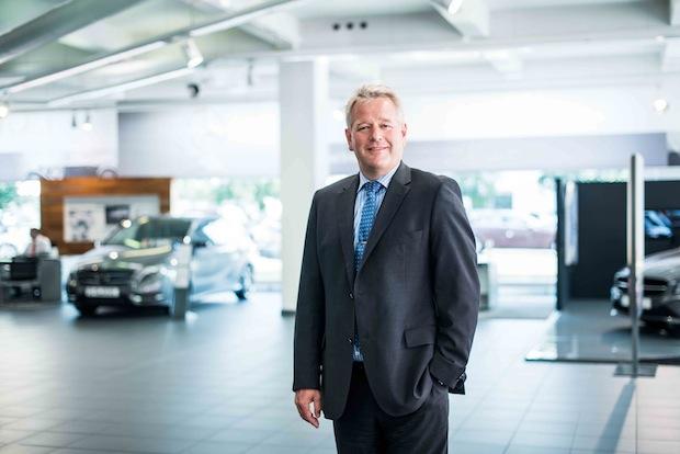 Photo of Neue Mercedes-Benz Vertriebsdirektion Rheinland