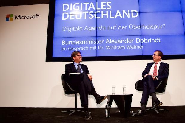 Photo of Deutschland wird digitale Kolonie