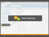 Integration von Salesforce in das Webtool join.me ermöglicht Vertriebsdemos