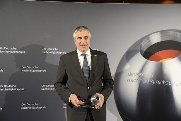 Bild von Neudorff gewinnt den Deutschen Nachhaltigkeitspreis 2014
