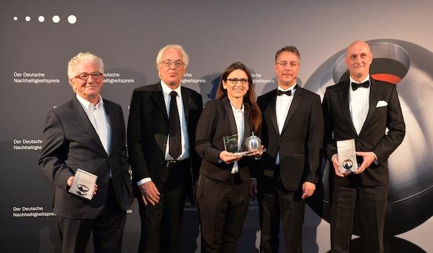 Photo of Deutscher Nachhaltigkeitspreis 2014