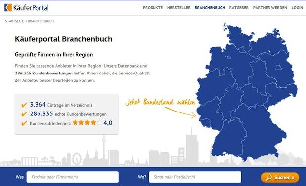 Photo of Käuferportal startet neues Online-Branchenbuch