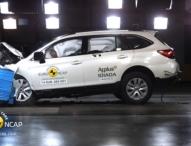 Neuer Subaru Outback erhält fünf Euro-NCAP-Sterne