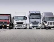 Daimler Trucks verkauft fast 500.000 Lkw in 2014