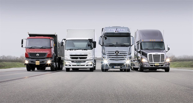 Photo of Daimler Trucks verkauft fast 500.000 Lkw in 2014