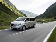 Verkaufsfreigabe Mercedes-Benz V-Klasse 4MATIC