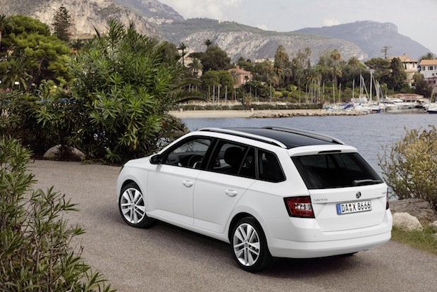 Photo of Neuer SKODA Fabia Combi feiert Premiere