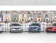 SKODA produziert 17-millionstes Fahrzeug