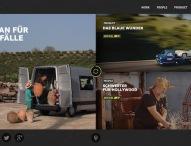 Mercedes-Benz Vans erneuert Internet-Plattform