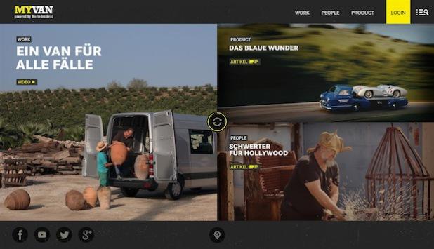 MYVAN.com bietet zukünftig noch mehr Geschichten und Neuigkeiten rund um das Thema Transporter.