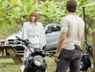 "GLE Coupé startet als Filmstar in ""Jurassic World"""