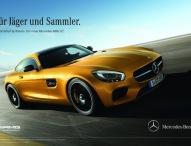 Vorhang auf für den Mercedes-AMG GT