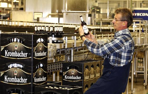 Photo of Krombacher Gruppe wächst um 4,8 % auf Rekordhoch