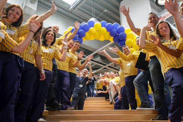 Bild von GJ 2014: Der IKEA Konzern wächst weiter