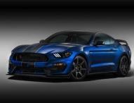 Neuer Shelby GT350-R Mustang feiert Debüt auf der Detroit Motor Show
