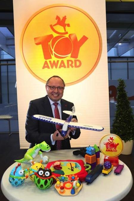 Photo of Jury nominiert zwölf Neuheiten der Spielwarenmesse für den ToyAward 2015