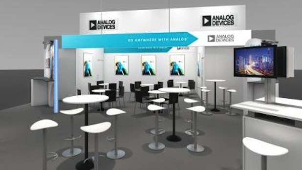 Photo of Analog Devices präsentiert auf der Embedded World 2015 innovative Lösungen