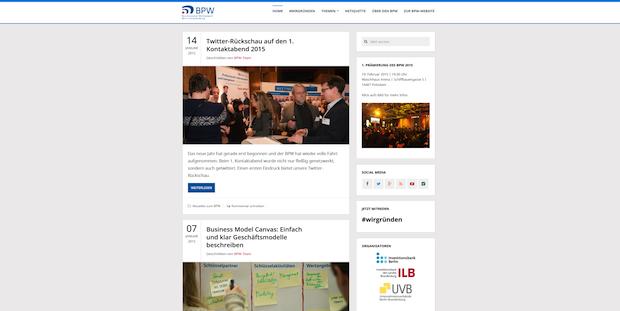 Bild von Businessplan-Wettbewerb bietet neue Kanäle zur Vernetzung und zum Austausch