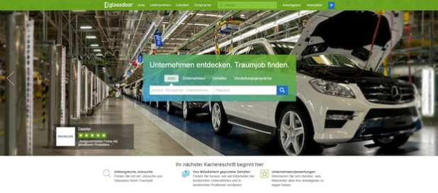 Quelle: Glassdoor