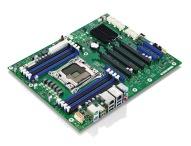 Fujitsu zeigt ATX-Industriemainboard D3348-B mit Intel®-C612-Chipsatz
