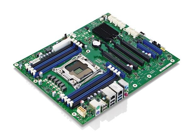 Photo of Fujitsu zeigt ATX-Industriemainboard D3348-B mit Intel®-C612-Chipsatz