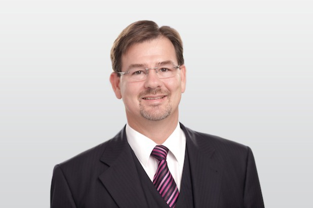 Achim Herber, General Manager Deutschland bei COMPAREX
