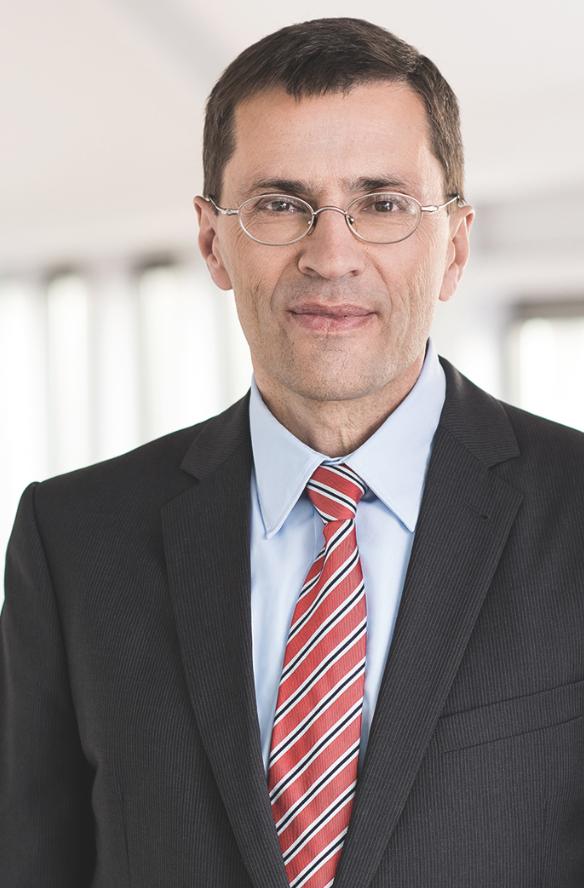 """Bild von Michael Hanke neuer Leiter des Geschäftsbereichs """"Industry"""" bei Detecon"""