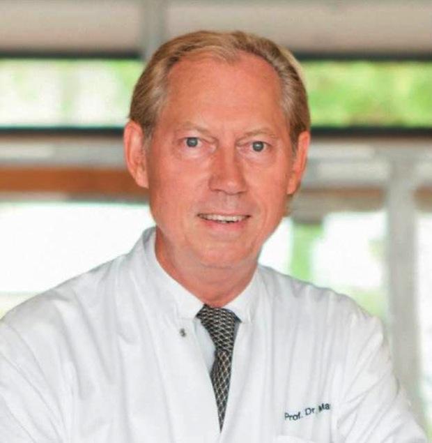 Photo of Ein Vierteljahrhundert im Dienst der Schönheit: Prof. Werner Mang