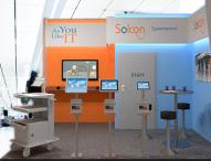 Solcon auf der LogiMAT 2015