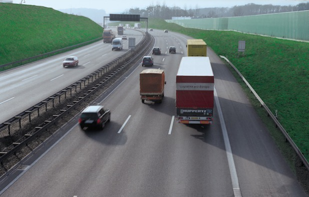 """Quellenangabe: """"obs/Toll Collect GmbH"""""""
