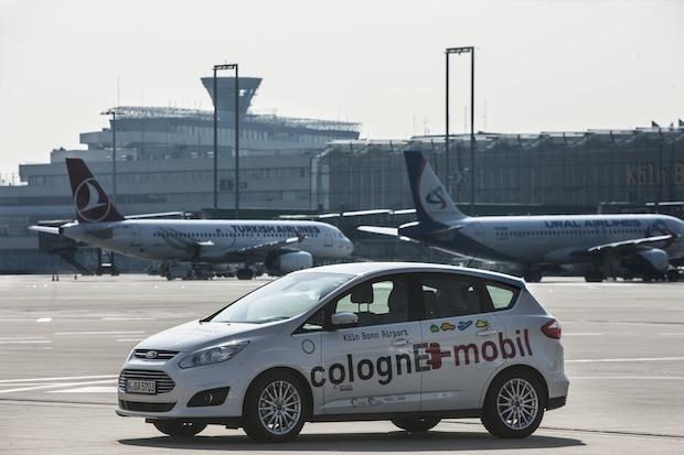 """Bild von Elektromobilität im Kölner Raum – """"colognE-mobil"""" zieht Bilanz"""