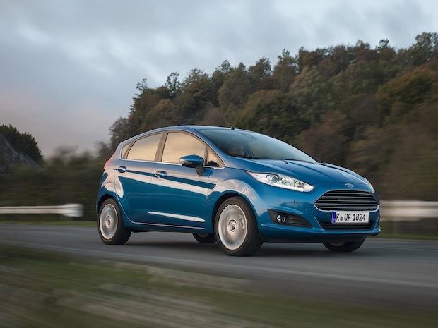 Bild von Ford Auto-Versicherung für private Fiesta-Neuwagenkunden