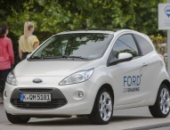 """Ford stellt """"Smart Mobility Plan"""" vor"""