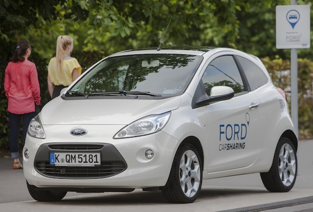 "Photo of Ford stellt ""Smart Mobility Plan"" vor"