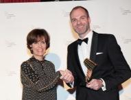TRUMPF hat den German Leadership Award 2015 erhalten