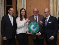 """Große Anerkennung für den Margarethenhof am Tegernsee mit der Aufnahme in den Kreis der """"Leading Golf Courses Europe"""""""