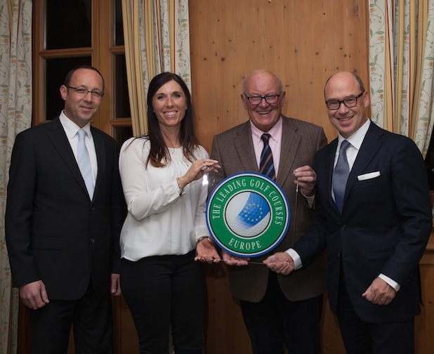 """Photo of Große Anerkennung für den Margarethenhof am Tegernsee mit der Aufnahme in den Kreis der """"Leading Golf Courses Europe"""""""
