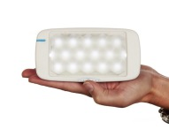 Einführung der kleinsten Lichtdusche Litebook EDGE