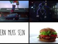 McDonald's startet mit neuem Markenauftritt in das Jahr 2015