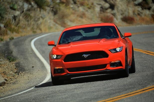Photo of Neuer Ford Mustang startet in Deutschland ab 35.000 Euro