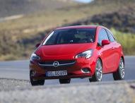 Opel verkauft 2014 fast 1,1 Millionen Fahrzeuge
