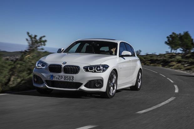 Photo of Die neue BMW 1er Reihe