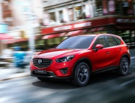 Mazda auf der Überholspur