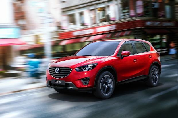 Photo of Mazda auf der Überholspur