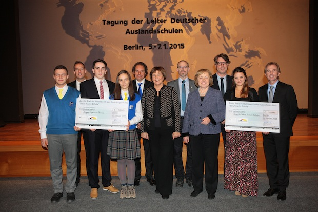 Photo of Auswärtiges Amt vergab Preise an Auslandsschulen