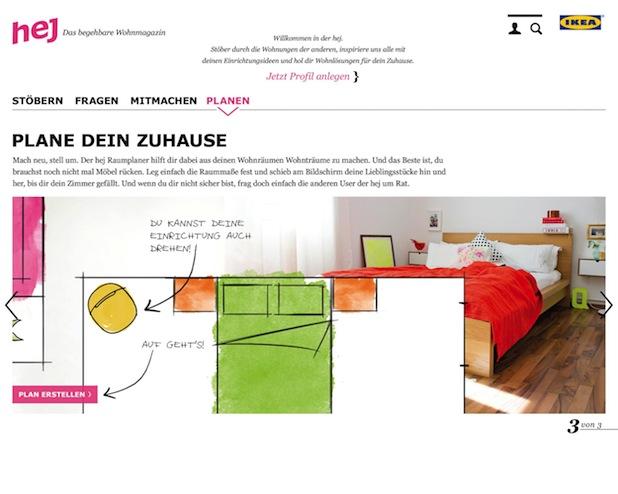 """Photo of IKEA schafft mit der neuen hej Community das erste """"begehbare Wohnmagazin"""" Deutschlands"""