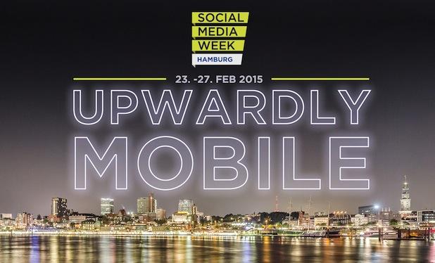 Bild von Starke Nachfrage beim Anmeldestart der vierten Social Media Week Hamburg