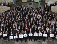 Santander vergibt Stipendien an der Frankfurter Goethe-Universität
